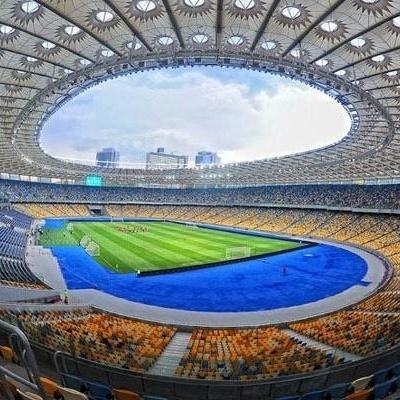 На НСК «Олімпійський» завершили капітальний ремонт перед фіналом Ліги чемпіонів
