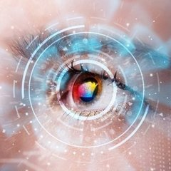 Вченими розроблено контактні лінзи, що допоможуть дальтонікам розрізняти кольори