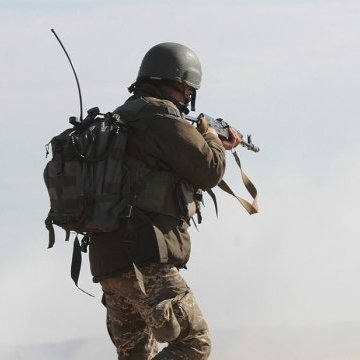 ООС: група українських військових потрапила в засідку, один боєць загинув