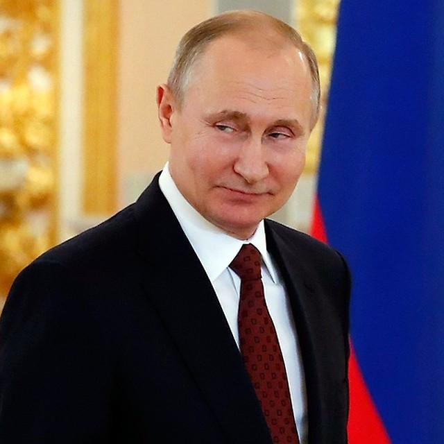 Сьогодні в Росії пройде церемонія інавгурації Путіна