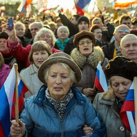Опитування: 82% росіян схвалюють діяльність Путіна