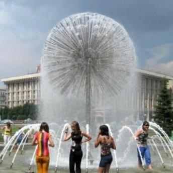 За декілька днів Київ побив низку температурних рекордів