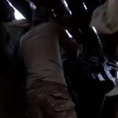Волонтери показали потужні обстріли Зайцевого (відео)