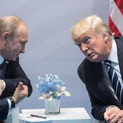 Трамп привітав Путіна з інавгурацією