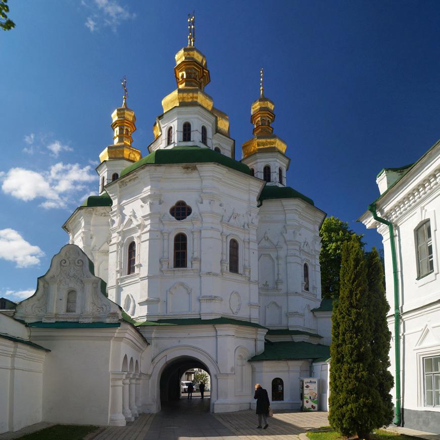 Три президенти закликали українців об'єднатися навколо Єдиної церкви