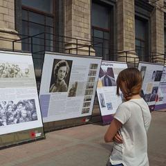 У Києві відкрили виставку про українців у таборах Третього Райху