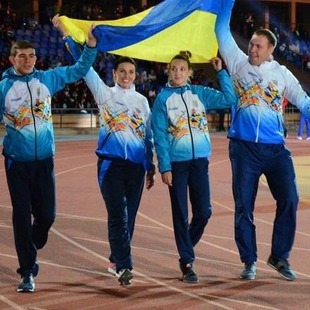 Українська збірна перемогла на всесвітній Гімназіаді