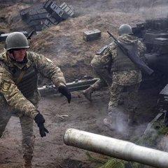 На позиції українських бійців на Донбасі почали прилітати невідомі російські боєприпаси (відео)