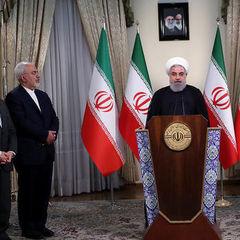 Рухані заявив, що радий виходу США з ядерної угоди