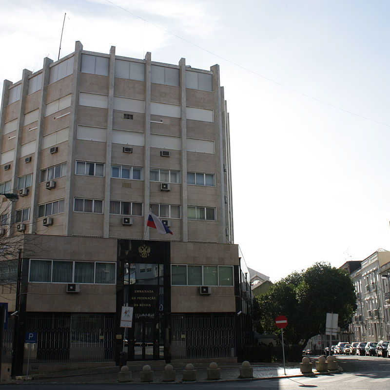 У Португалії помер посол РФ