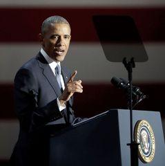 Обама розкритикував Трампа за вихід США із ядерної угоди з Іраном