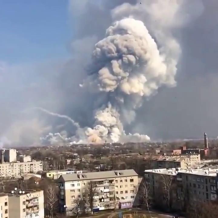 Щоб Балаклія не повторилася: до кінця року в Україні збудують сучасні сховища для боєприпасів