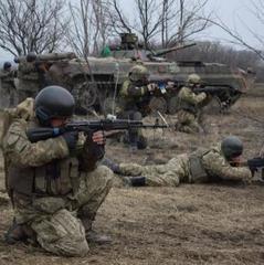 На Донеччині загинув один український військовий, ще 5 отримали поранення