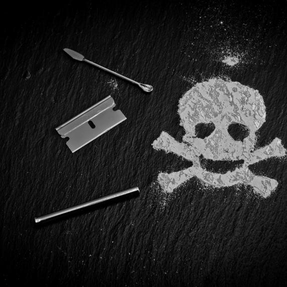 Вчені розробили тест для швидкого виявлення кокаїну