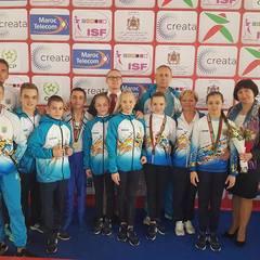 Україна перемогла на Всесвітній літній Гімназіаді у Марокко