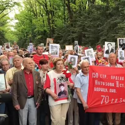 «Це російська земля!»: у Харкові Україну назвали вигаданою країною (відео)
