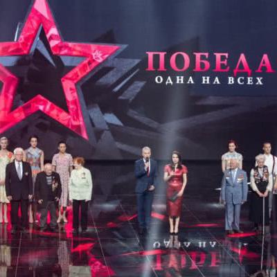 «Інтер» каже, що їхній концерт мав найбільші рейтинги на 9 травня