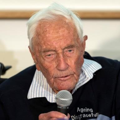 104-річний вчений добровільно пішов з життя