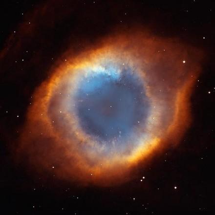 Hubble сфотографував «Око Бога»