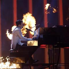 Запальний Melovin вийшов у фінал Євробачення-2018