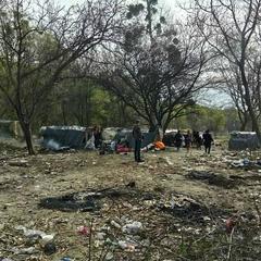 Поблизу Львова спалили табір ромів - омбудсмен