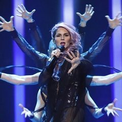 Під час виступу Словенії на Євробаченні 2018 зник звук (відео)