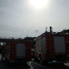 У Польщі перекинулося 30 вагонів із вугіллям (фото)