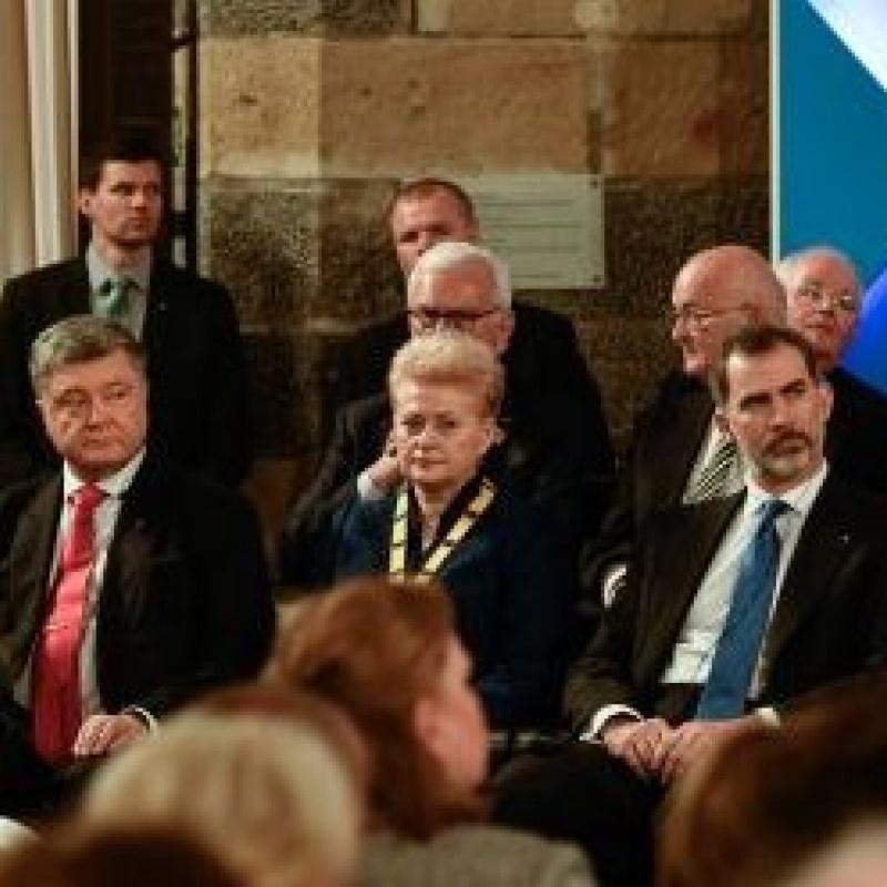 Авіапереліт Порошенко в Німеччину обійшовся Україні в мільйон гривень