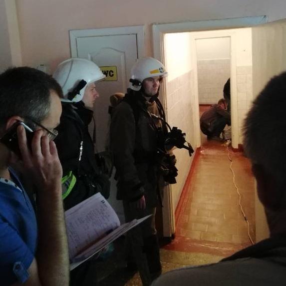 На Дніпропетровщині у школі розпилили невідому речовину - евакуйовано понад 600 людей