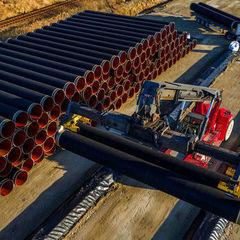Німецькі екологи через суд вимагають зупинити будівництво «Північного потоку – 2»