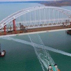На Кримському мості трапилася нова надзвичайна подія