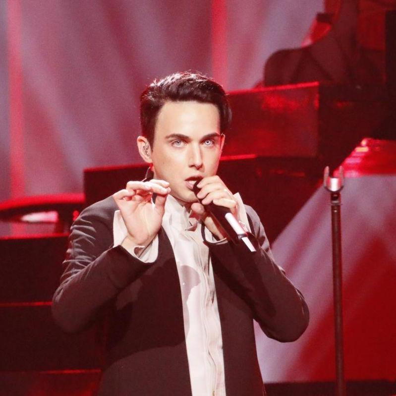 Melovin посів 17 місце на Євробаченні-2018 (відео)