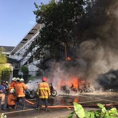 В Індонезії підірвали три церкви: 9 загиблих, понад 40 поранених