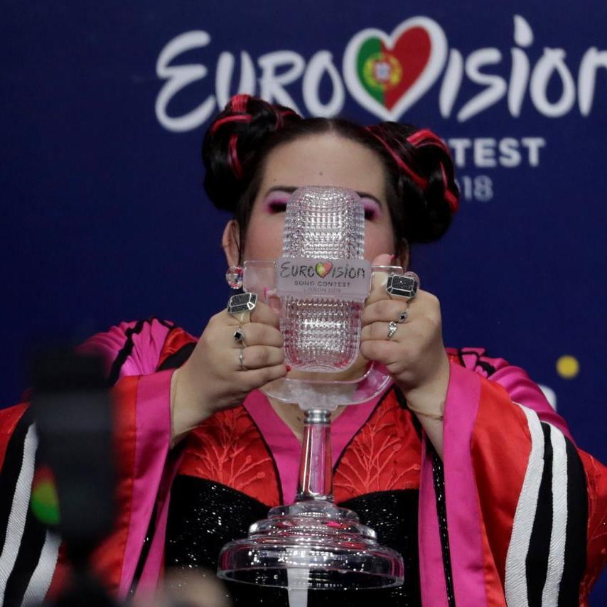 Переможець Євробачення-2018: хто голосував за Ізраїль на конкурсі (відео)