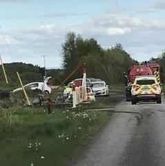 В Ірландії розбився легкомоторний літак, загинули пілот і дитина