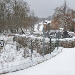 Південь Франції накрив потужний снігопад: оголошено передостанній рівень небезпеки (відео)