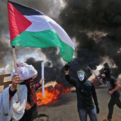 Палестинці протестують проти відкриття посольства США в Єрусалимі: 16 загиблих