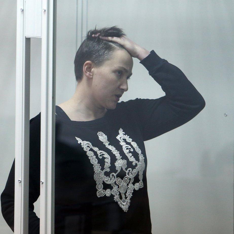 Надії Савченко призначили державного захисника