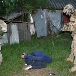В СБУ розповіли, що попередили викрадення росіянина спецслужбами РФ