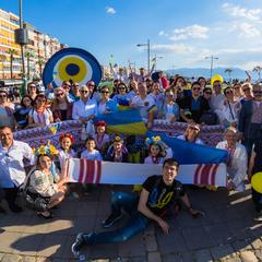 У турецькому місті встановили рекорд з найдовшої вишиванки (фото)