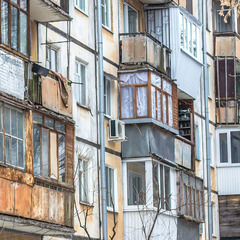 75% житлового фонду України потребує ремонту