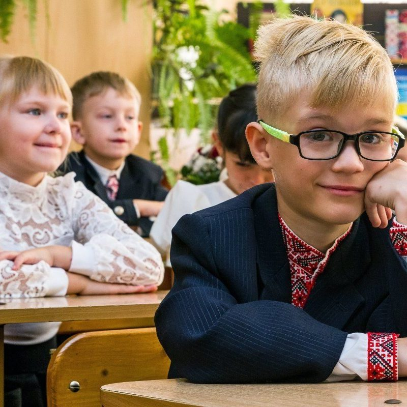 На кожного першокласника у Києві витратять майже 6 тисяч гривень