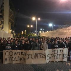 Фанати португальського Спортинга увірвалися на базу і побили гравців команди