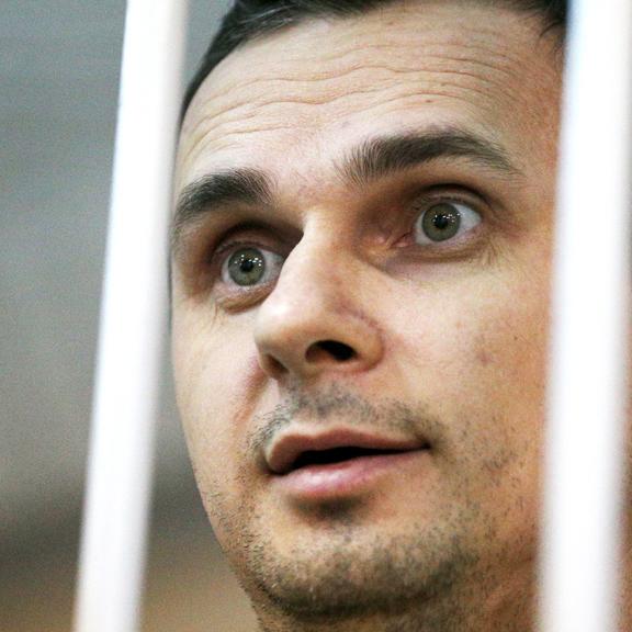 Сенцов оголосив голодування в російській колонії та готовий померти