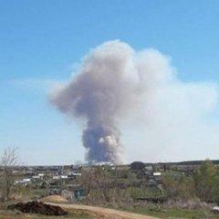 У Росії вибухають військові склади: фото та відео