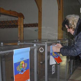 Українська сторона застерегла РФ від спроби провести вибори на окупованих територіях Донбасу