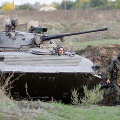 За три роки війни на Донбасі ЗСУ випробували 270 нових зразків зброї і техніки
