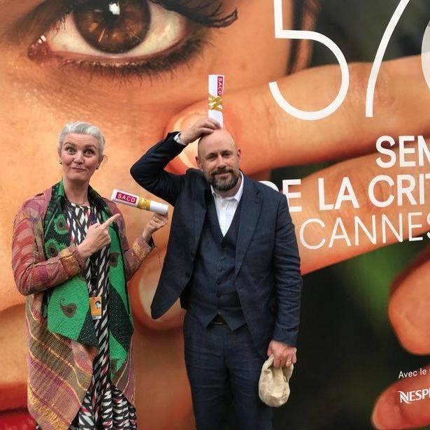 Створений за підтримки України фільм отримав нагороду в Каннах (фото)