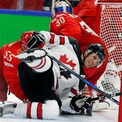 Канада обіграла Росію і стала півфіналістом чемпіонату світу з хокею