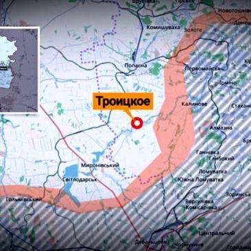 У селі Троїцьке на Луганщині внаслідок обстрілу бойовиків загинули двоє цивільних, – штаб